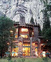 Ahwahnee Lights